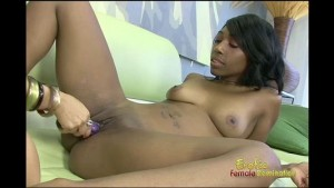 Cute Ebony Girls With Lots Of Toys