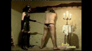 Mistress Makes A Slave Drink Some Piss