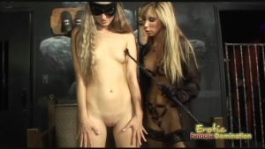 Mistress Morgan Gets Angry And Insults Her Slave