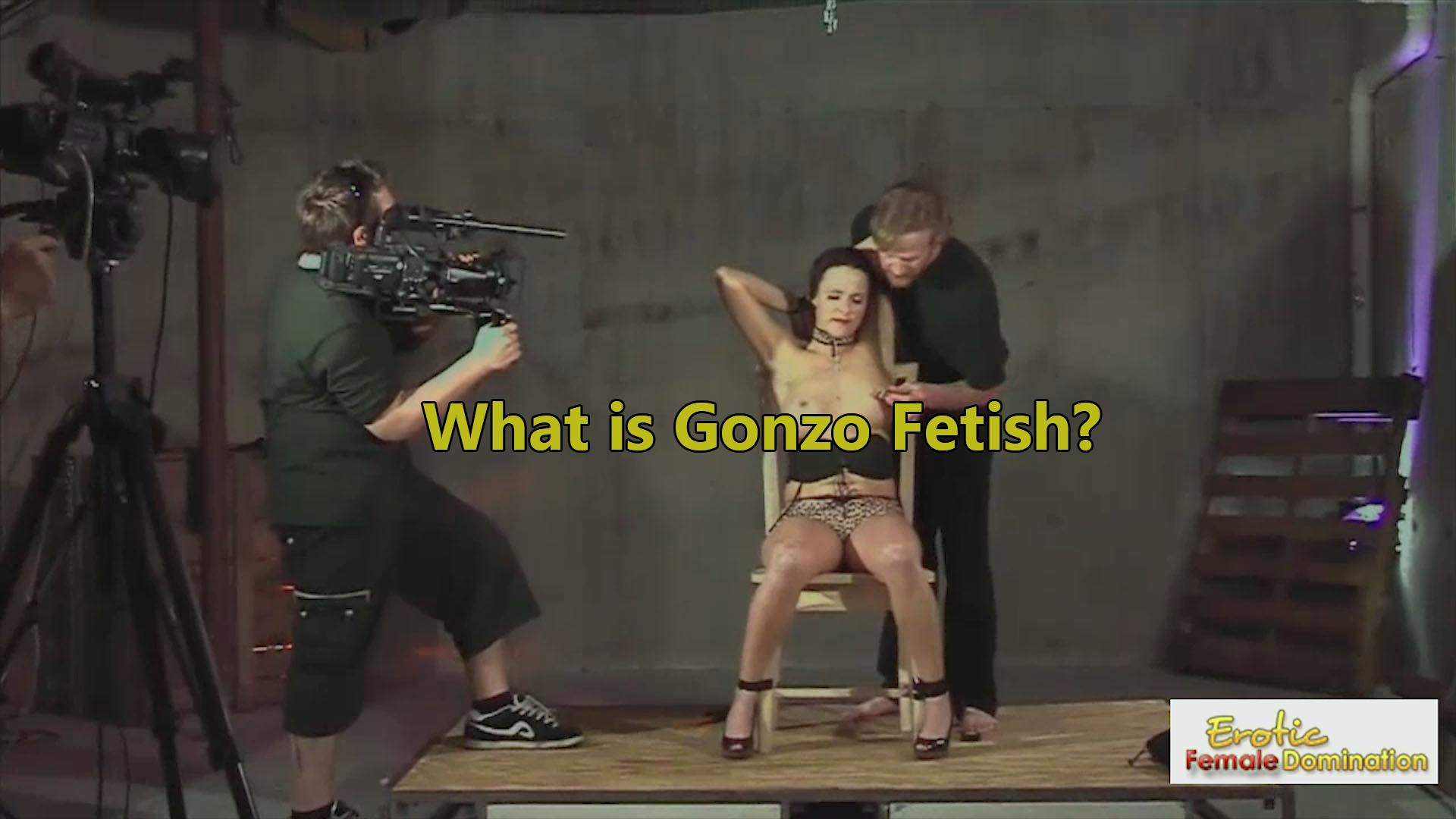 Fetish Gonzo